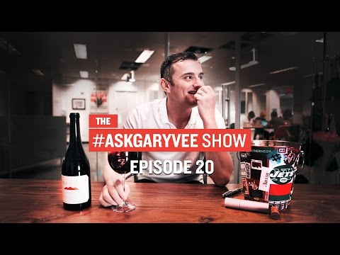 #AskGaryVee Episode 20: Teachers, Gender Equality, and a Wine Review
