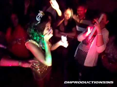 "YAZZ - ""THE GREATEST"" BLOG #1(AMBERS SWEET 16 BIRTHDAY PARTY) FT STATS MULA"
