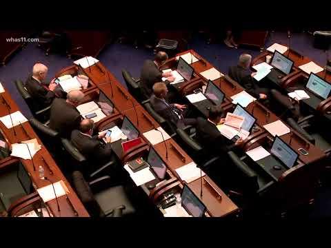 Rep. Hoover steps aside as Ky House speaker following harassment settlement