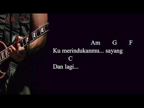 lirik kunci gitar chord dear god versi indonesia karaoke