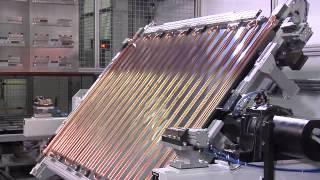 Изготовление солнечных коллекторов Vaillant(Завод Vaillant в городе Гельзенкирхен, Германия., 2014-09-24T13:31:51.000Z)