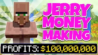 How To Make Moฑey with Mayor Jerry in Hypixel Skyblock - Hypixel Skyblock Money Making Methods