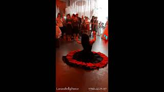Ланара - цыганский танец на свадьбе (г.Волжский)