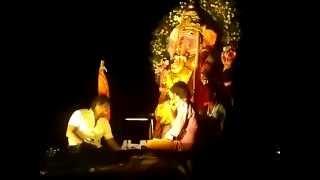 Theni Nagaram - Vinayagar Sathurthi Oorvalam | தேனி விநாயகர்  சதுர்த்தி ஊர்வலம்  - 18-09-2015