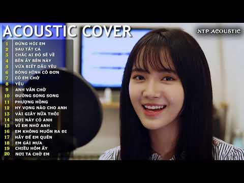 Jang Mi Cover Đừng Hỏi Em - Sau Tất Cả | Những Bài Acoustic Cover Hay Nhất Hiện Nay