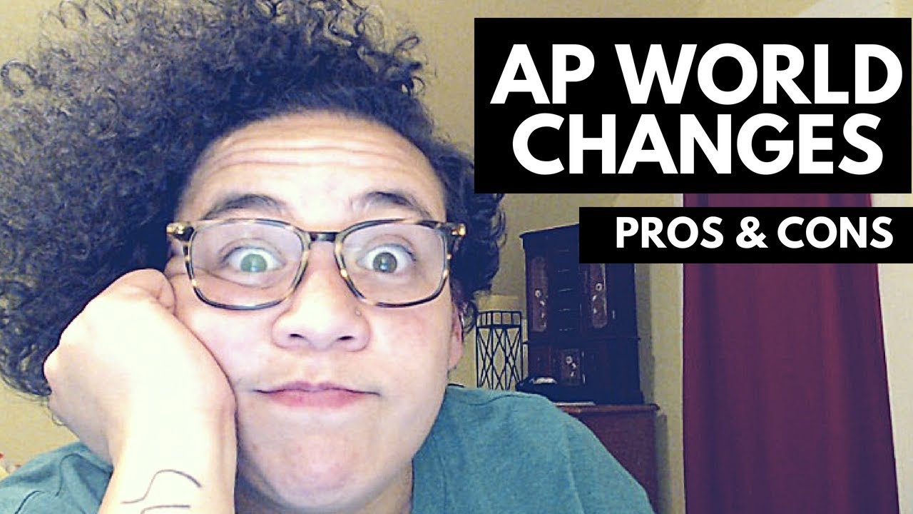 AP World History course is dropping thousands of years of