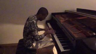 Elucubraciones (Lucubrations) Fuga. Composition and performed by Daniel Vega.