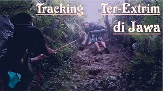 Pendakian Gunung Salak, Tracking Ter-Extrim di Jawa