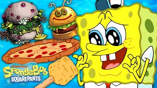Download EVERYTHING You Can Order at the Krusty Krab 🍔 | SpongeBob