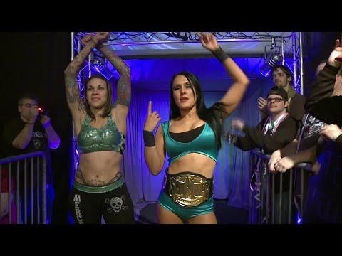SHIMMER 63 DVD Trailer - Women's Wrestling