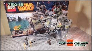 Lego Star Wars 75043 AT-AP Walker Review