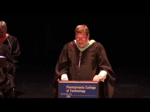 Penn College Commencement: May 17, 2014 (Morning)