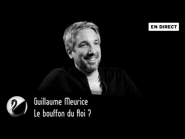 Guillaume Meurice : Le bouffon du Roi ? [ EN DIRECT ]
