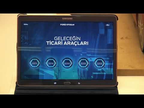 Ford Otosan Ankara ARGE Zirvesi Interaktif Stand
