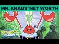 What is Mr. Krabs' Net Worth? 🤑| Inside Bikini Bottom Episode 1 | #SpongeBobSaturdays