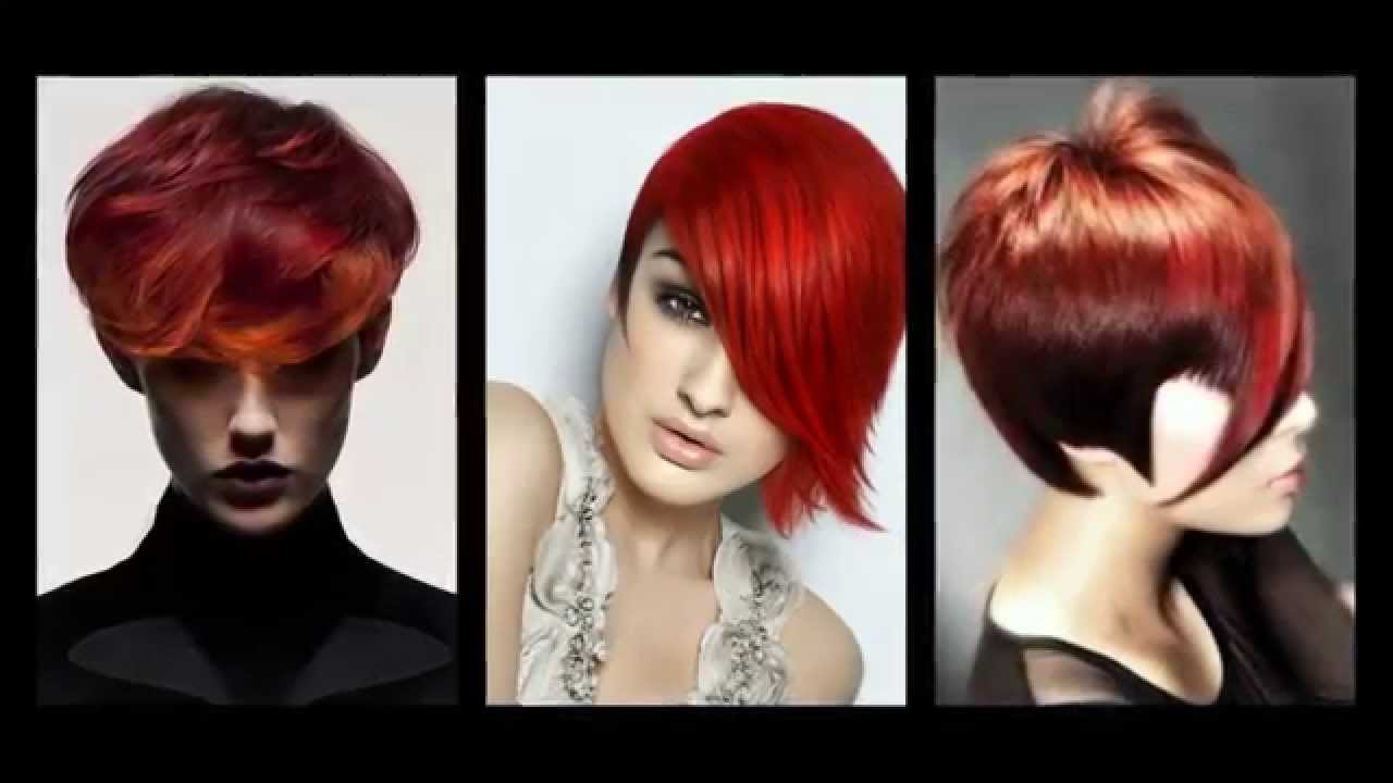 New Red Hair Color Ideas Youtube