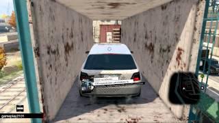 Watch Dogs PS3 разблокирование вышки CtOS Лейк Шор