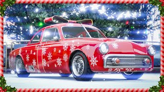 Grand Theft Auto V: Festive Surprise 2018 | Day One | PlayStation 4