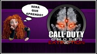 CoD: Ghosts modo extinção com iLady Gam3r!