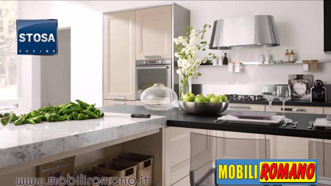 Mobili romano cucine stosa youtube - Di tommaso mobili ...