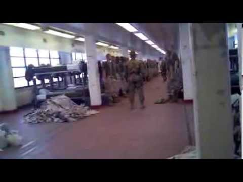 "Boot Camp Parris Island MCRD US Marine Corps - ""Learning"""