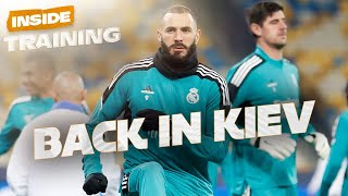 Real Madrid, READY FOR SHAKHTAR! | Champions League | Benzema & Kroos