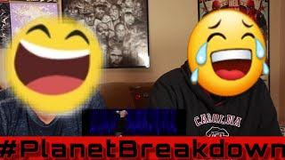 BILL BURR x WHITE VS BLACK ATHLETES | REACTION | PLANET BREAKDOWN