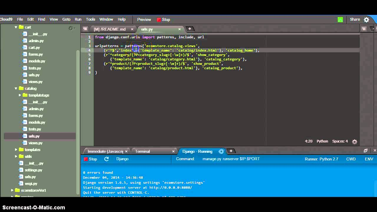 Basic Web Application Architecture Demo - YouTube