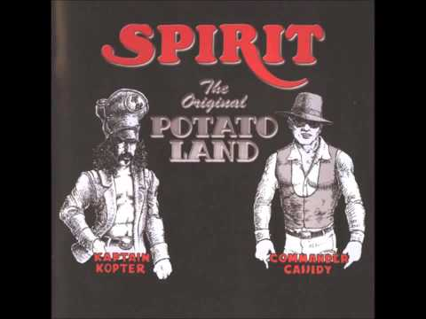 Spirit - The Original Potato Land (Full Album)