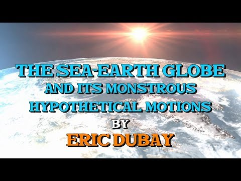 Albert Smith: The Sea Earth Globe... - Video Book by Eric Dubay.