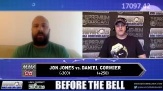 Before The Bell with Frank Trigg and Nick Kalikas - UFC 200