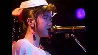 種ともこ LIVE 4曲 1989