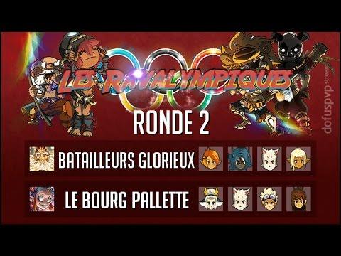 Batailleurs Glorieux VS Le Bourg Pallette 🏆 Les Ravalympiques - Ronde 2