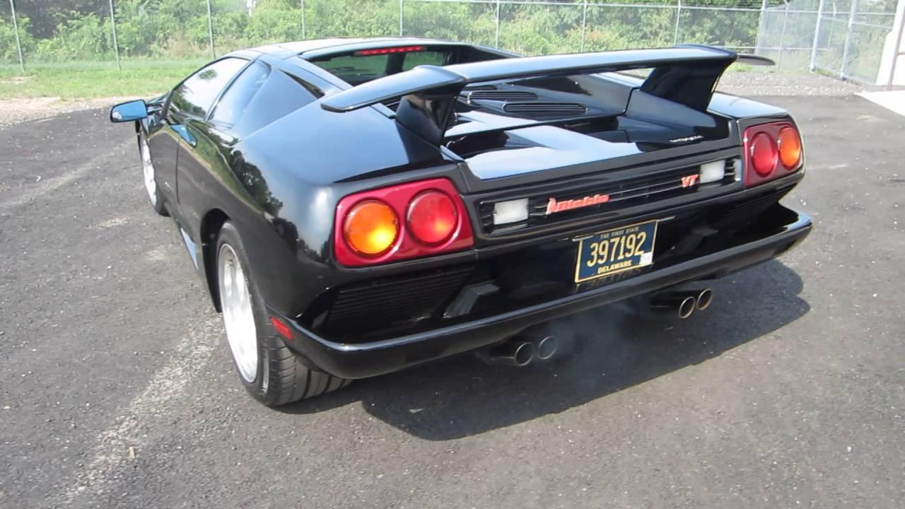 Service Manual Remove Headlights 1995 Lamborghini Diablo