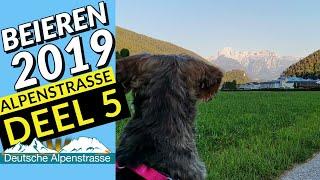 Beieren 2019 - Dag 5 & 6 op campingplatz Winkl