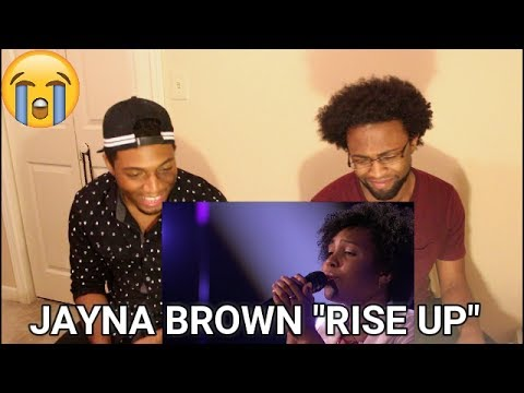Jayna Brown Rise Americas Got Talent 2016 Reaction Youtube