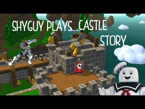 A Shyguy Review - Castle Story