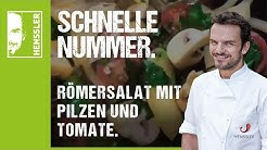 Hensslers Schnelle Nummer: Gebratener Salat