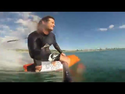 GULLIVER VBox Surfing SUP - Stand Up Paddle board with a shortboard feel.