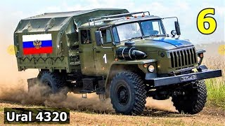 6 Best Military Trucks In The World EP.1