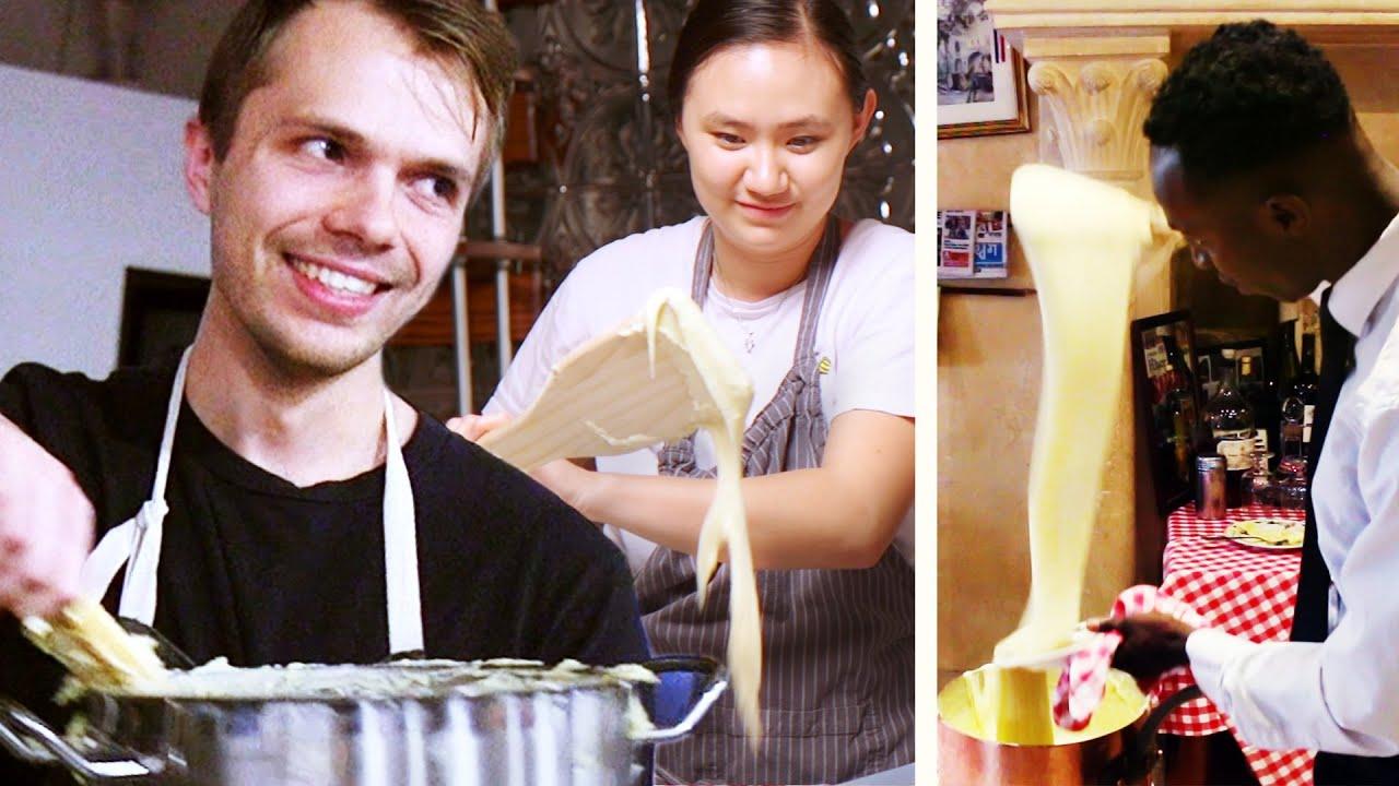 maxresdefault - Re-Creating the Cheesiest French Potato Dish (Aligot)