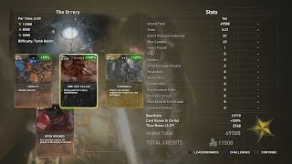 The Orrery Gold Score Guide - Rise of the Tomb Raider