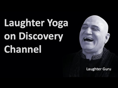 Laughter Yoga on Discovery Channel