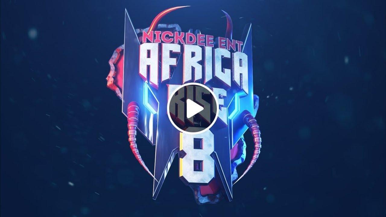 Download Dj Kym Nickdee Africa Rise Vol 8 Video Mix[Karole ,WizKid,Patoranking,Rayvanny,Benzema]Demagwan Ent