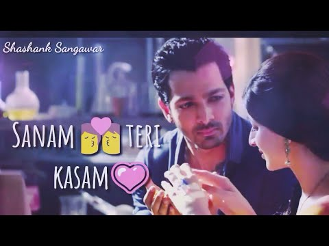 Sanam Teri Kasam Heart Touching Lines Whatsapp Status Youtube