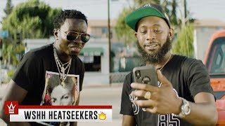 """Savvy Student - """"James Brown"""" feat. Drawz Down (Official Music Video - WSHH Heatseekers)"""