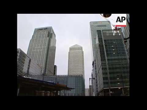 Massive drops in UK banks shares