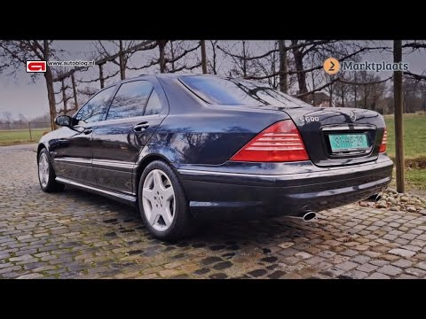 Mercedes-Benz S-Class (W220) buying advice