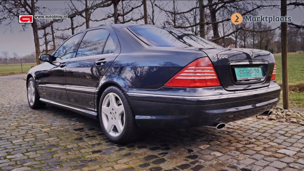 Mercedes Benz >> Mercedes-Benz S-Class (W220) buying advice - YouTube