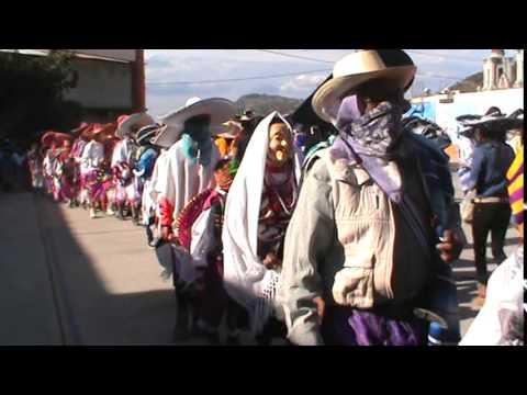 carnaval 2015 santo tomas ocotepec tlaxiaco oaxaca